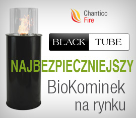 biokominek Fire Tube