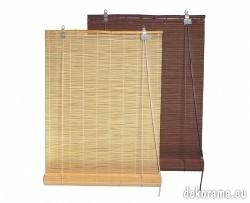 Roleta bambusowa