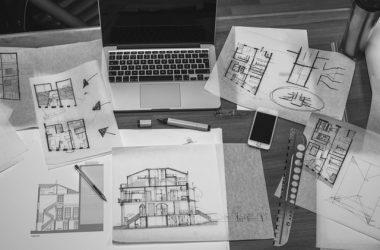 Biuro projektanta wnętrz