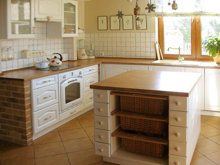 Czy Wiesz Z Czego Robione Są Meble Kuchenne Z Drewna Otóż