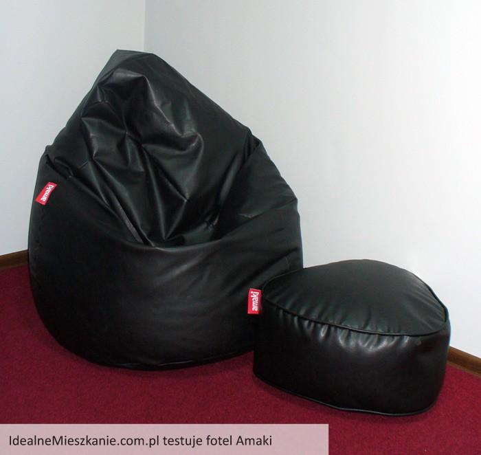 Fotel i pufa BigElegant